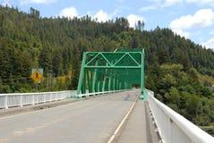bridge road Zdjęcia Stock