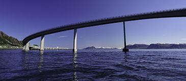 Bridge in runde Royalty Free Stock Photos