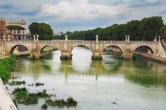 Bridge of Saint Angel Stock Image