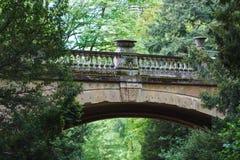 Bridge in Sanssouci Royalty Free Stock Image