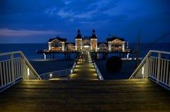 bridge sea Στοκ Εικόνες