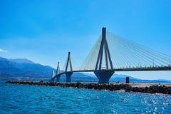 Bridge, Sea, Cable Stayed Bridge, Sky Royalty Free Stock Photography