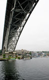 Bridge in Seattle Royalty Free Stock Photography