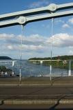 Bridge section. Royalty Free Stock Photo