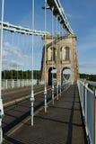 Bridge section. Royalty Free Stock Photography