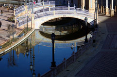 Bridge in Seville 51 Royalty Free Stock Images