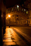 Bridge of Sighs #2. Bridge of Sighs at night, Oxford, England royalty free stock photography