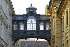 Bridge of Sighs Royalty Free Stock Photo