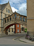 Bridge of Sighs Stock Photography