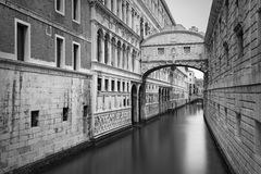 Bridge of Sighs. Stock Images