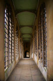 Bridge of Sighs, Cambridge Stock Photo