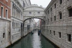 Bridge of Sighs Royalty Free Stock Photos