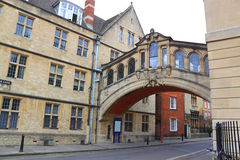 Bridge of Sighs at Orford Stock Photo