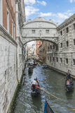Bridge of Sighs Royalty Free Stock Images