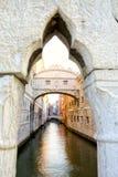 Bridge of Sighs Ponte dei Sospiri Royalty Free Stock Photography