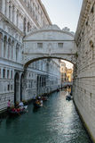 Bridge of Sighs - Ponte dei Sospiri - Venice Royalty Free Stock Images