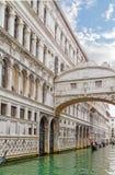 Bridge of Sighs - Ponte dei  Sospiri.Venice,. Veneto, Italy, Europe Stock Image