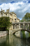 Bridge of Sighs, St Johns College, Cambridge Stock Images