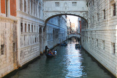 Bridge of Sighs - Venice Stock Images
