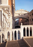 Bridge of Sighs, Venice - Italy Stock Photography