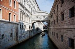 Bridge of Sighs Royalty Free Stock Image