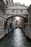 Bridge of sighs - Venice Italy Royalty Free Stock Photo