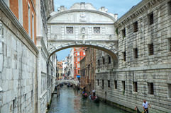 Bridge of Sighs Stock Photos