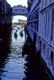 Bridge Sighs- Venice, Italy Stock Image