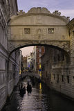 Bridge of Sighs, Venice, Italy. Royalty Free Stock Photography