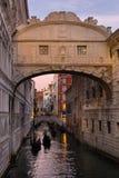 Bridge of Sighs, Venice, Italy. Stock Image