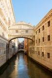 Bridge of Sighs, Venice, Italy Stock Image
