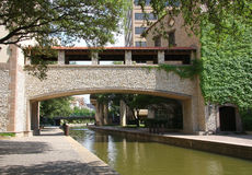 Bridge of sights. It is a bridge of sights in the city ,USA Stock Images