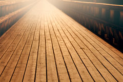 Bridge at Siljan Royalty Free Stock Photos