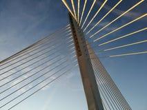 Bridge sky stock images