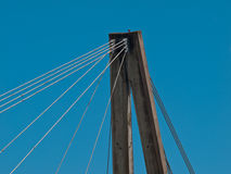 Bridge span Royalty Free Stock Photo