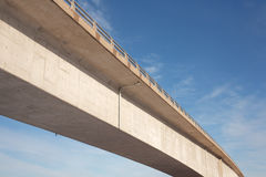Bridge Span Stock Image