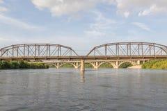 bridge steal Arkivfoto