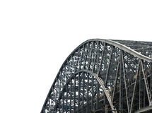 Bridge Steel Royalty Free Stock Photography