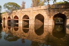 bridge stenen Royaltyfria Foton