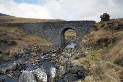 Bridge and Stream Royalty Free Stock Photo