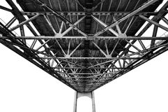Bridge structure Stock Photo