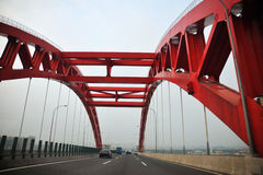 Bridge structure royalty free stock photo