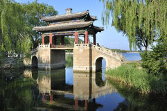 Bridge in Summer Palace,Beijing Stock Images