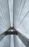 Bridge support Royalty Free Stock Images