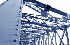 Bridge support beams Stock Photos