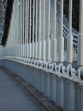 Bridge supports Royalty Free Stock Photography
