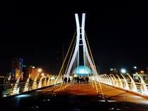 Bridge Tabiat, Iran stock photos