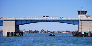 A bridge Royalty Free Stock Photos