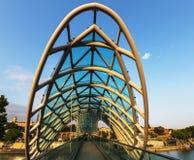 Bridge in Tbilisi Stock Images