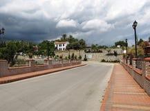 Bridge in Tekirova, Turkey Stock Photo